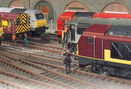 Diesel & Electric Locos & DMUs