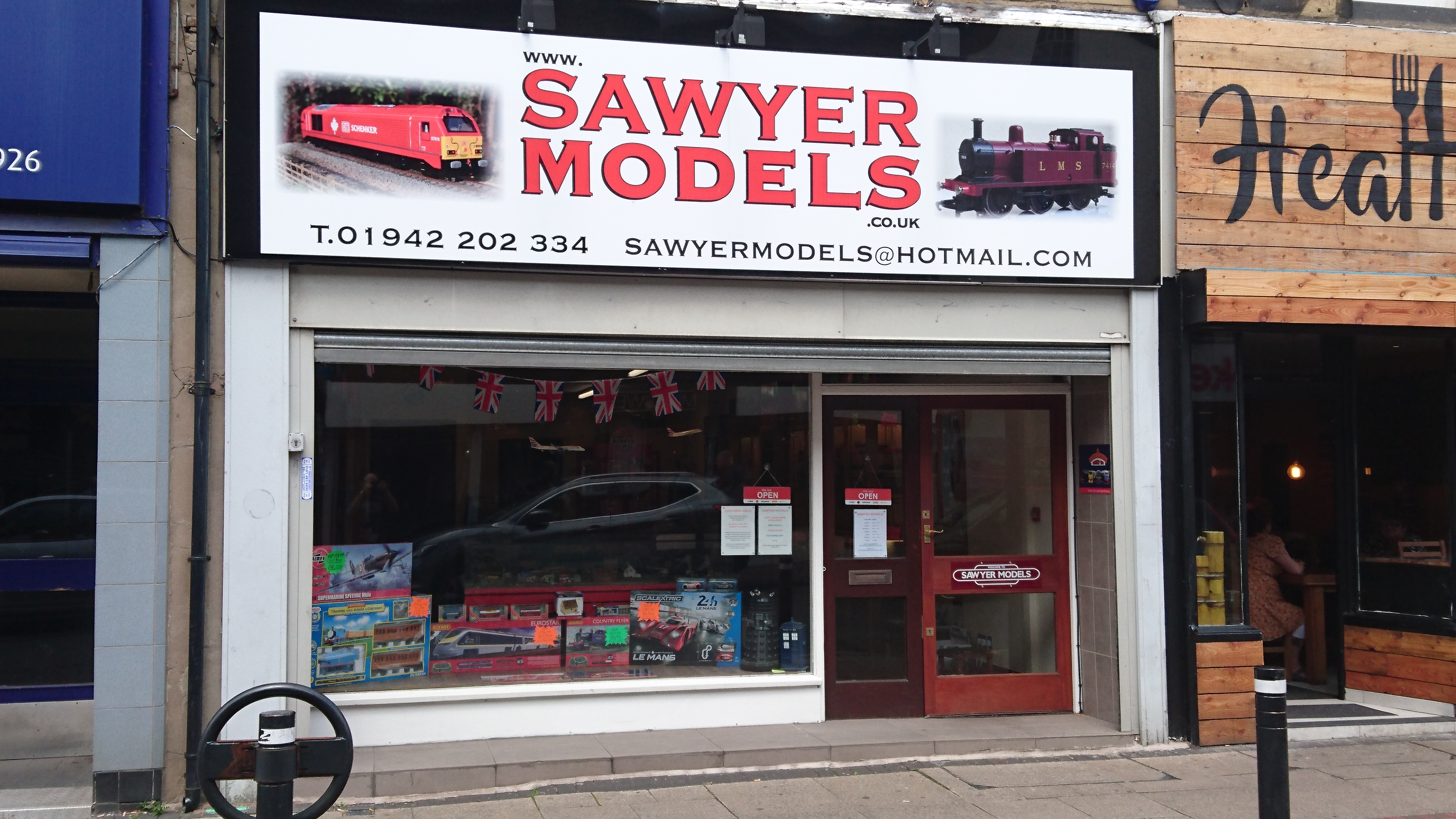 Sawyer Models – Model Railways & Accessories Online