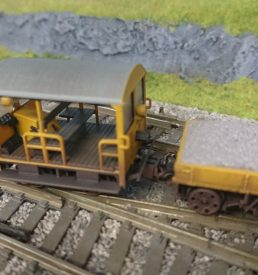 Weathering Services For N & OO