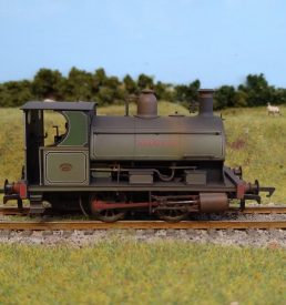Weathering Services for OO Gauge