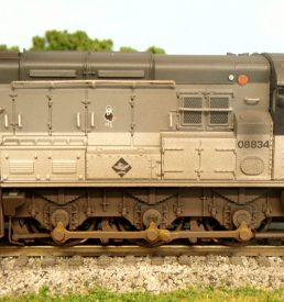 Sawyer Models Weathered, Renamed & Renumbered