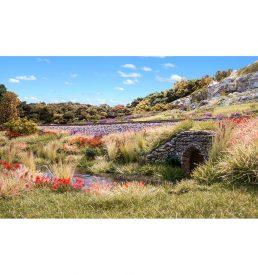 Tufts, Prairie Grass & Edging Strips Peel & Place