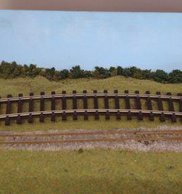 O Gauge Code 124 Bullhead Set Track